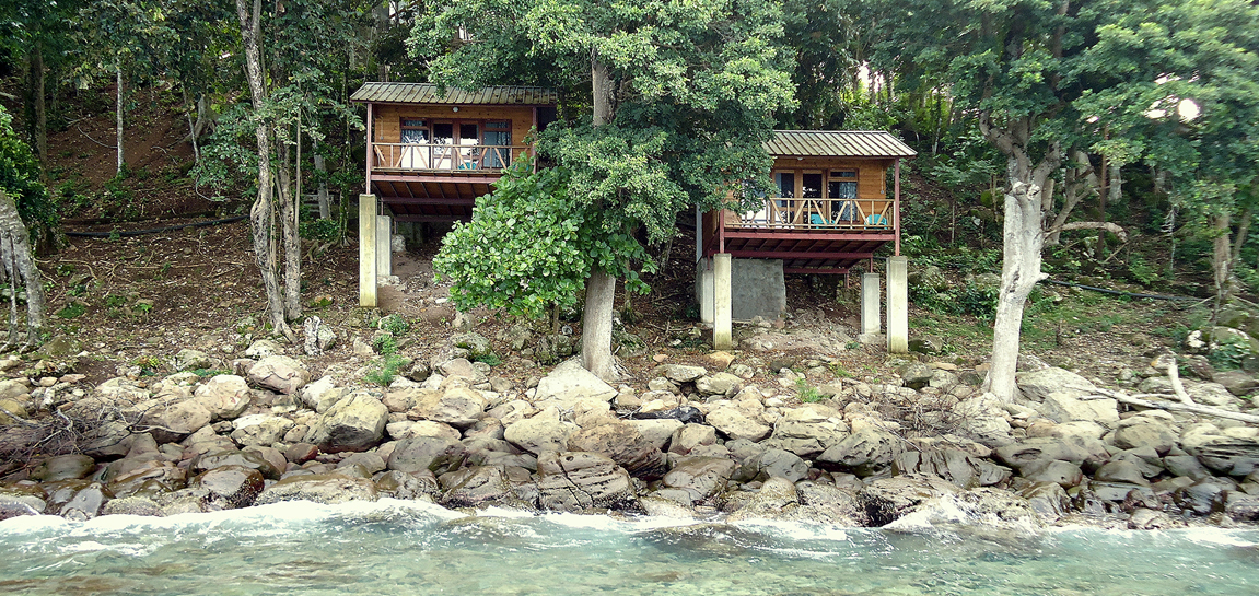 Accommodation Pulau Weh Treetop Iboih Sabang