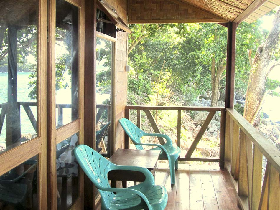 Accommodation Pulau Weh Treetop Iboih Sabang Bungalows