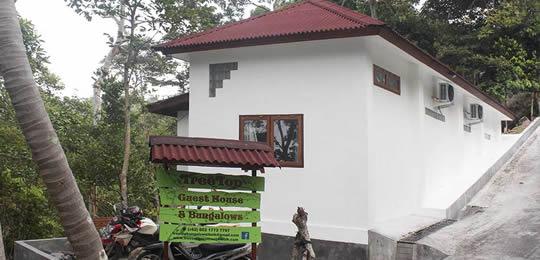 Accommodation Pulau Weh Treetop Iboih Sabang Guesthouse